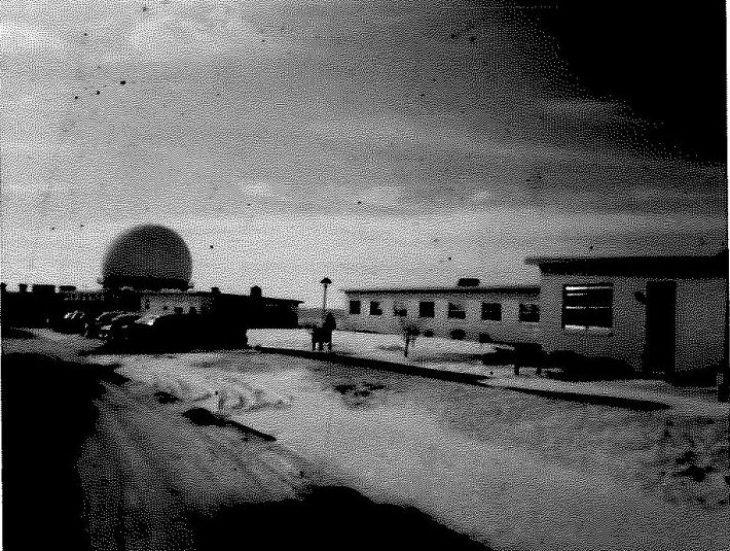 Historical photos of the Nike Missile Base near Treynor, Iowa